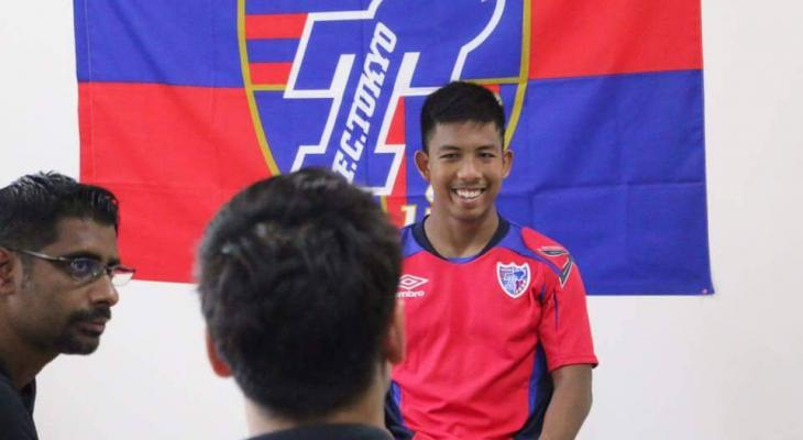 Jakkit Wachpirom makes history as first Thai player to score in J3 League