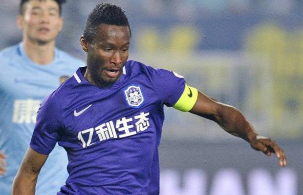 John Obi Mikel rules out of return to Premier League