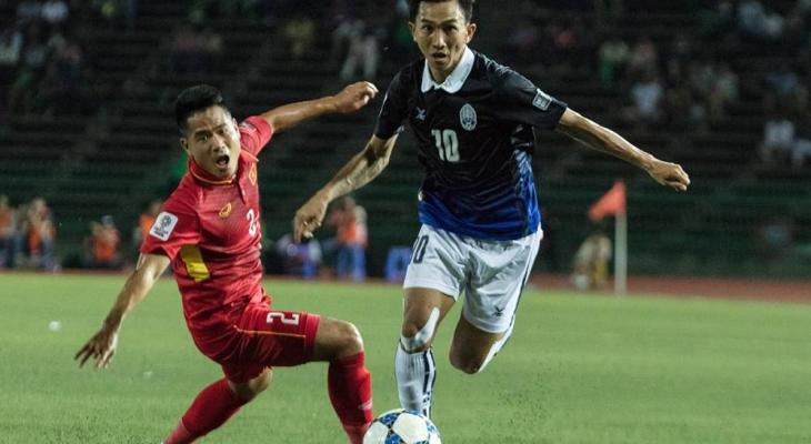 Keo Sokpheng linked with several clubs from ASEAN top leagues