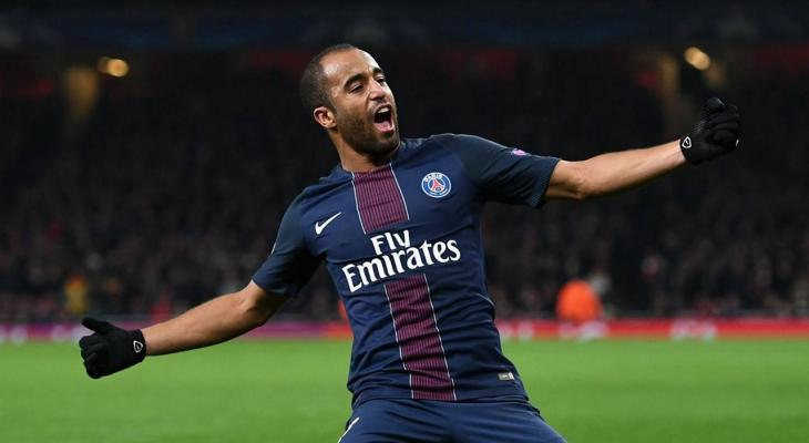 Lucas Moura agrees terms with Beijing Guoan