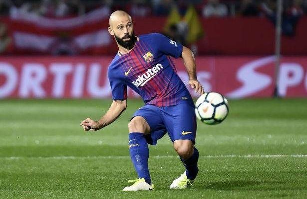 Hebei China Fortune deny link with Javier Mascherano – Reports