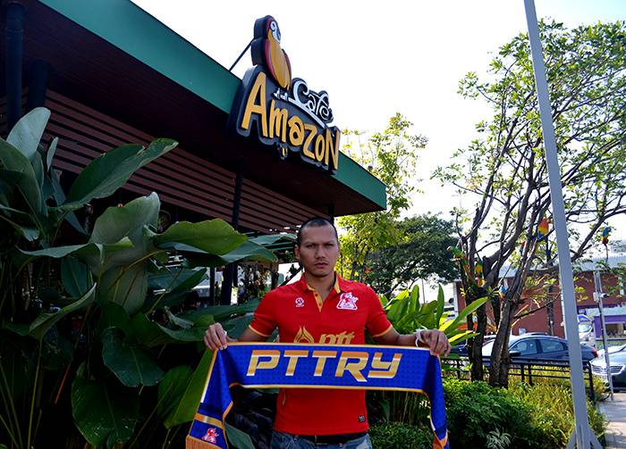 Koravit Namwiset signs two-year deal with PTT Rayong FC