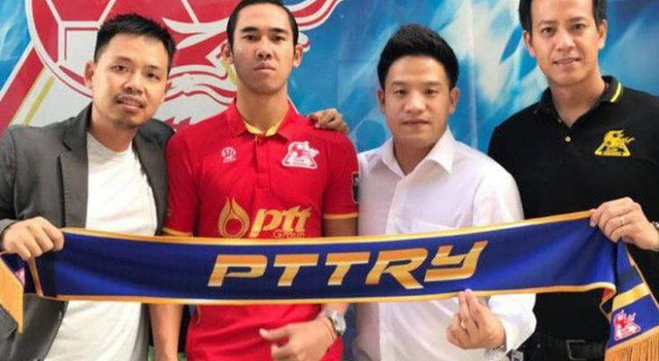 Indonesian-Japanese Ryuji Utomo signs contract with Thai League 2 outfit PTT Rayong FC