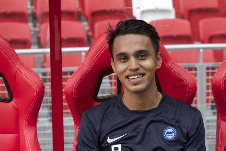 Melaka United signShahdan Sulaiman on a one-year loan deal