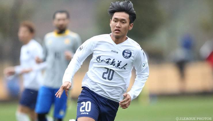 Sittichok Paso set to leave Kagoshima United next season