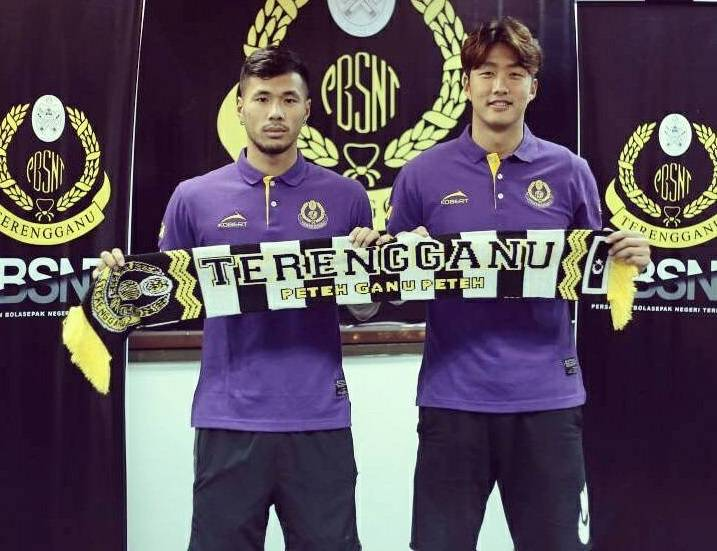 Newly-promoted Terengganu FC signs Thierry Chantha Bin