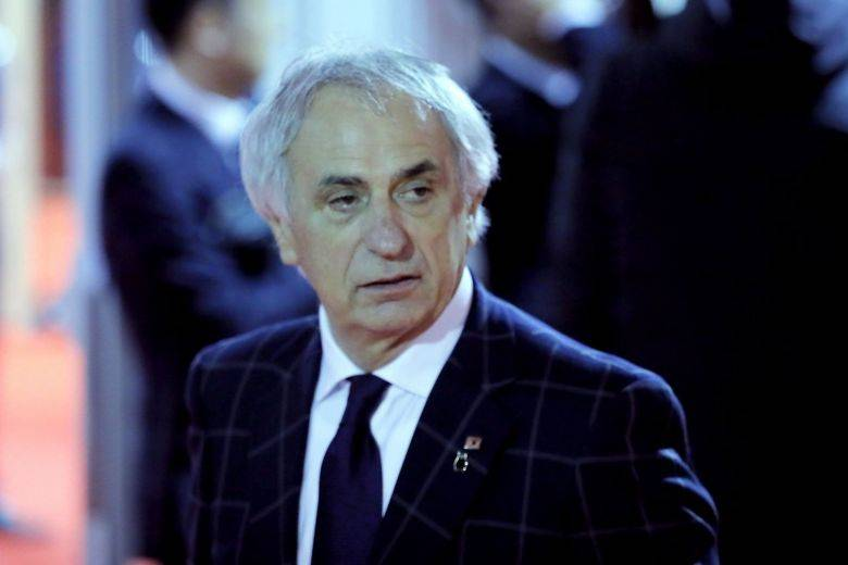 "Vahid Halilhodzic eyes ""revenge"" against Colombia in 2018 World Cup"