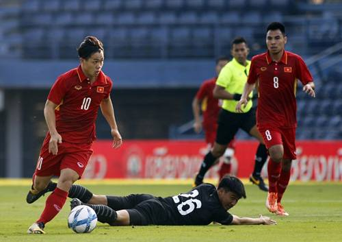 Vietnam placed in Pot 3 for 2018 Asian Games football draw