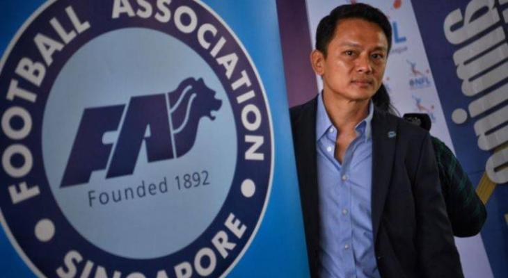 Singapore FA general secretary Winston Lee resigns