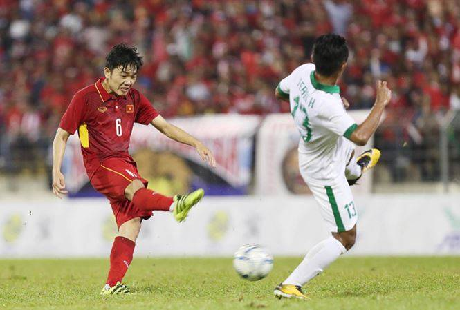 Vietnamese midfielder Luong Xuan Truong set for V.League return