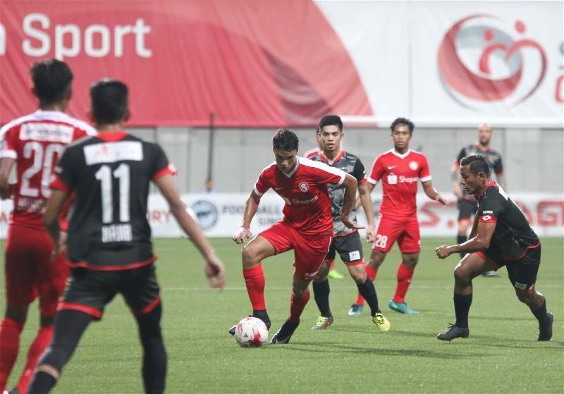 Young Lions remain S-League for at least two seasons