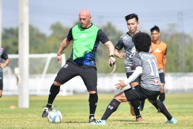 Thailand U-23 coach Zoran Jankovic to make changes against North Korea