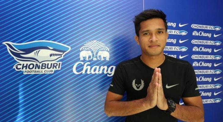 Singapore international Zulfahmi Arifin joins Chonburi