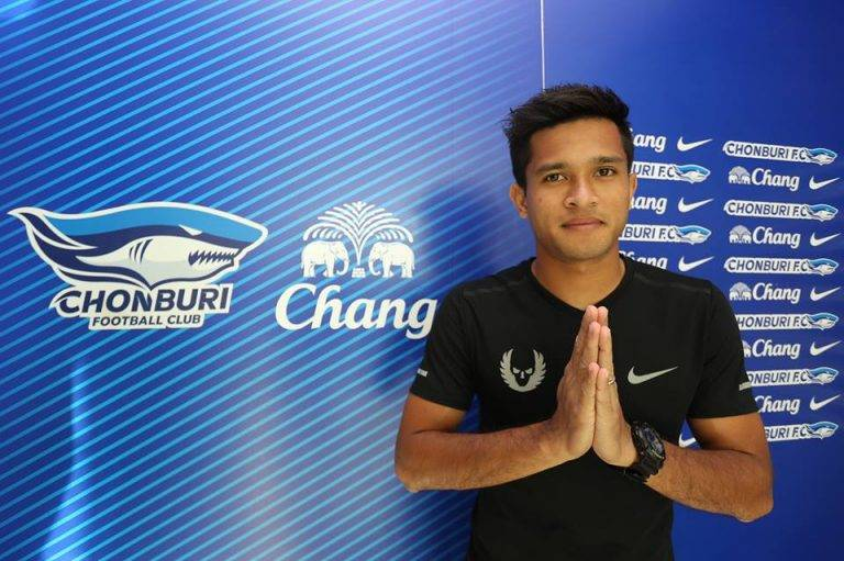 Singapore international Zulfahmi Arifin joins Chonburi