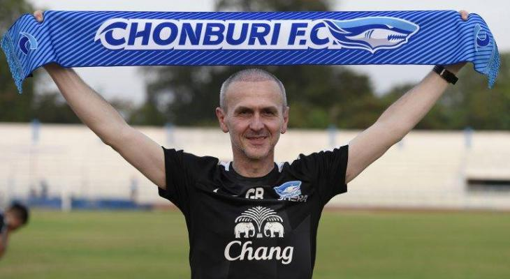 Chonburi FC appoint Goran Barjaktarević as new head coach
