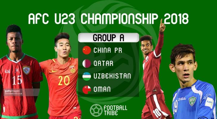 AFC U-23 Championship Preview: Group A