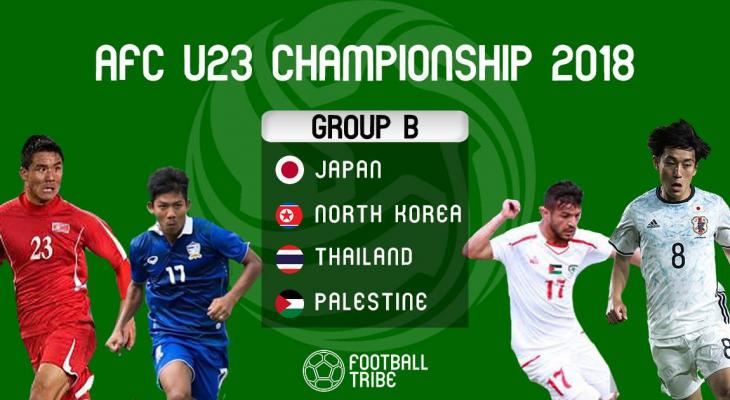 AFC U-23 Championship Preview: Group B