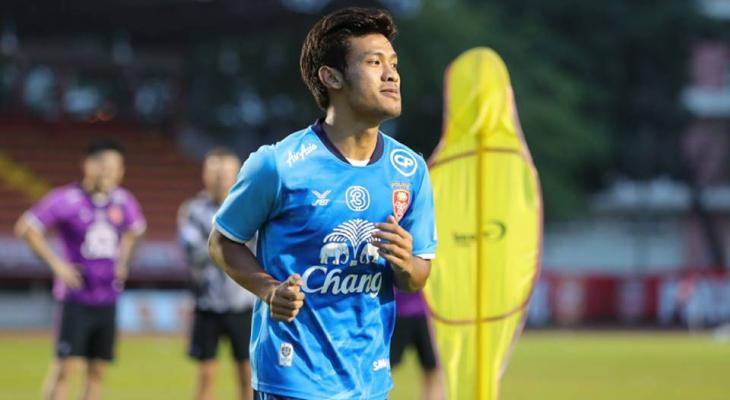 Police Tero's general manager: Aung Thu could be the best ASEAN imported player in Thai League