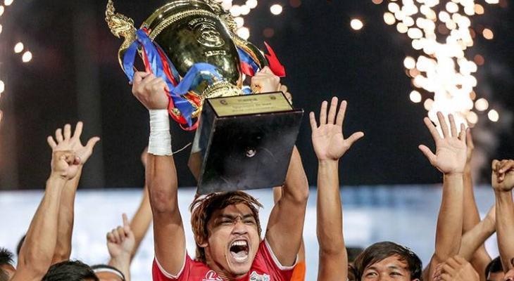 Boeung Ket FC clinch third Cambodian League title