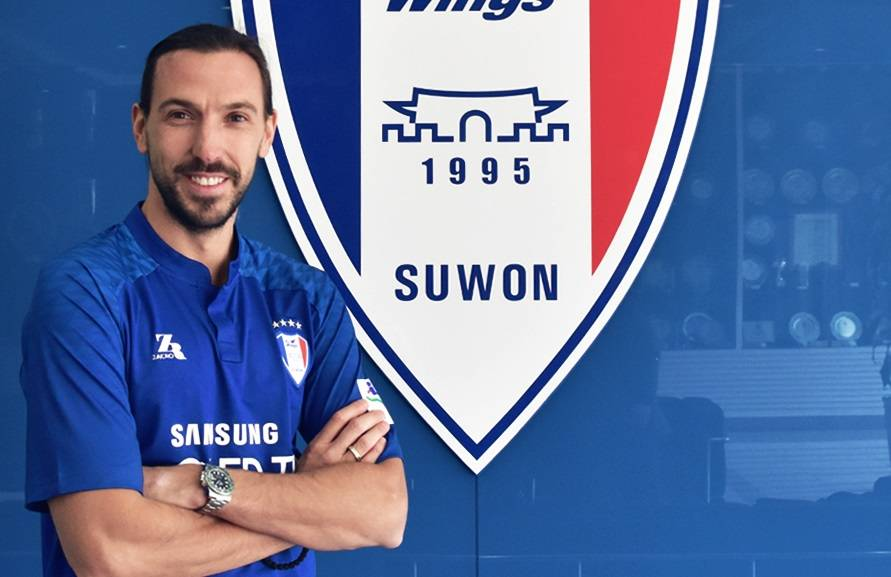 Suwon Samsung Bluewing signs Dejan Damjanovic from rivals FC Seoul