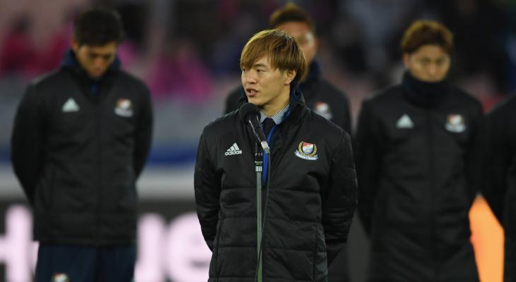 Yokohama F. Marinos captain Saito joins Kawasaki Frontale