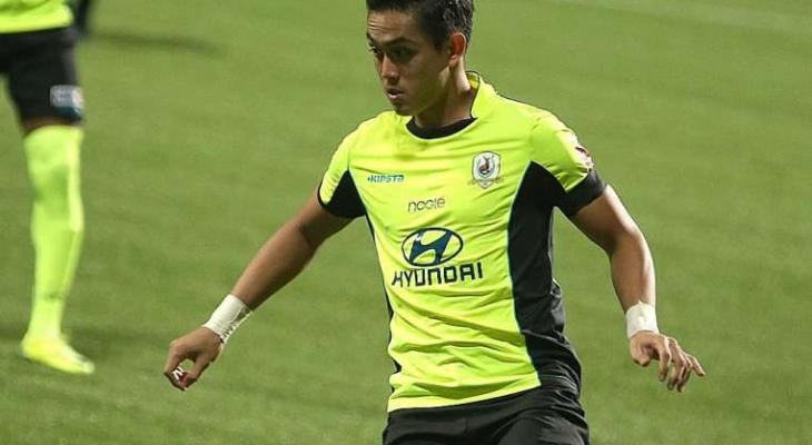 Hafiz Sujad signs contract with JDT II
