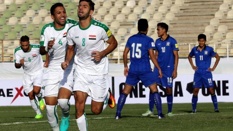 Bangkok United look to sign Iraq international Mohannad Abdul-Raheem
