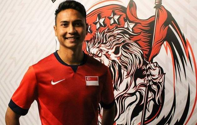 Singapore captain Shahril Ishak returns to former club Home United