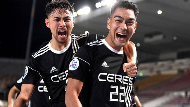 Brisbane Roar stunned by Ceres Negros in AFC Champions League qualifier