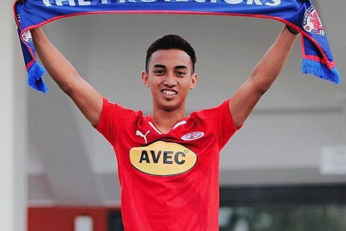 Singapore international Faris Ramli joins Malaysia side PKNS