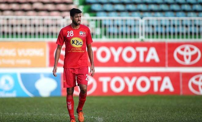 Brazilian defender Henrique Mota joins Chiangmai FC