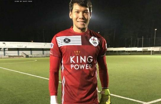 Kawin Thammasatchanan makes debut for OH Lueven Reserve