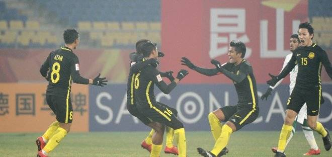 Malaysia enter AFC U-23 Championship quarter-finals after historical win over Saudis