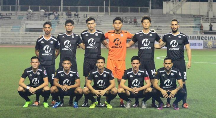 FC Meralco Manila pull out of the Philippines Football League