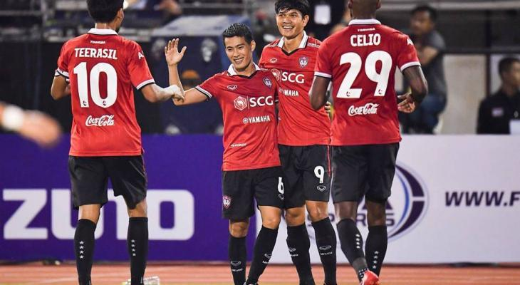 Muangthong United crowned 2017 Mekong Club Championship trophy