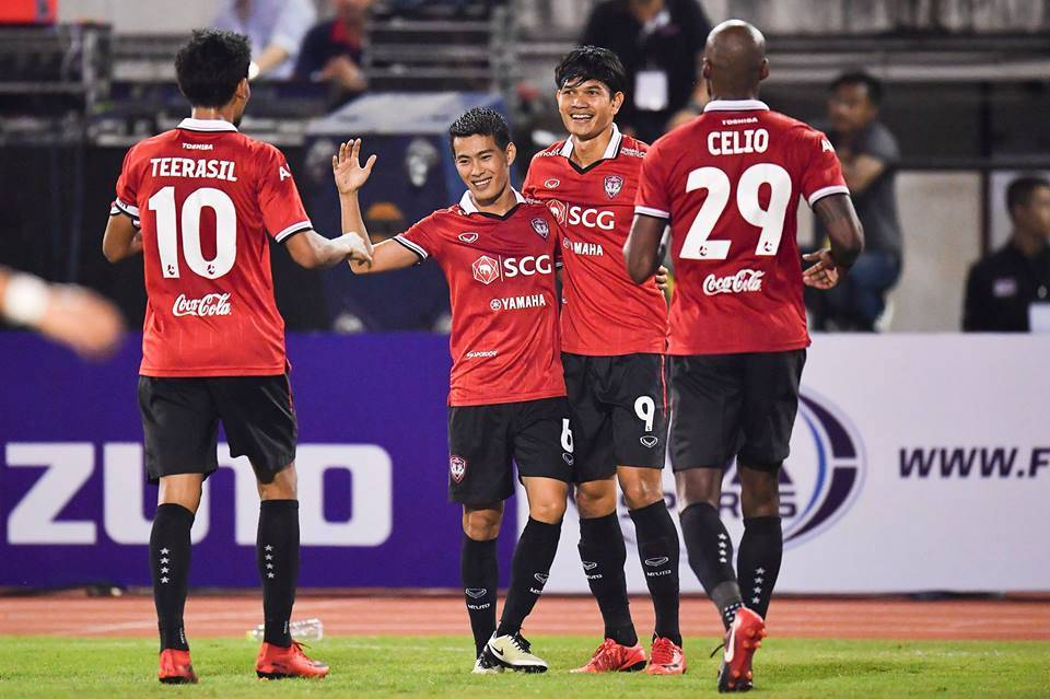 Muangthong United crowned 2017 Mekong Club Championship trophy