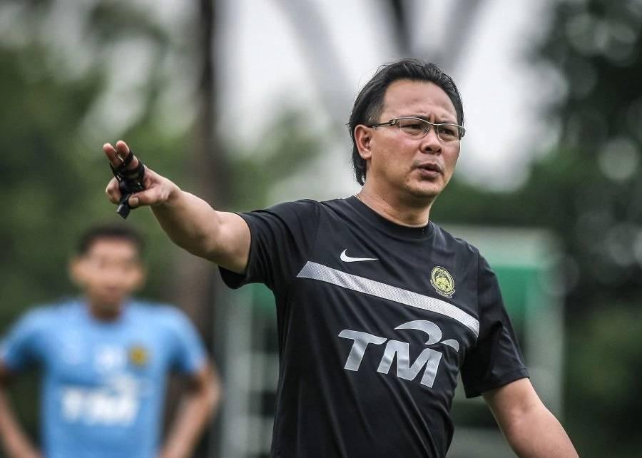 Malaysia U-23 coach Ong Kim Swee: The pressure is on South Korean side