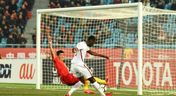 Hosts China eliminated from the AFC U-23 Championship after Qatar defeat