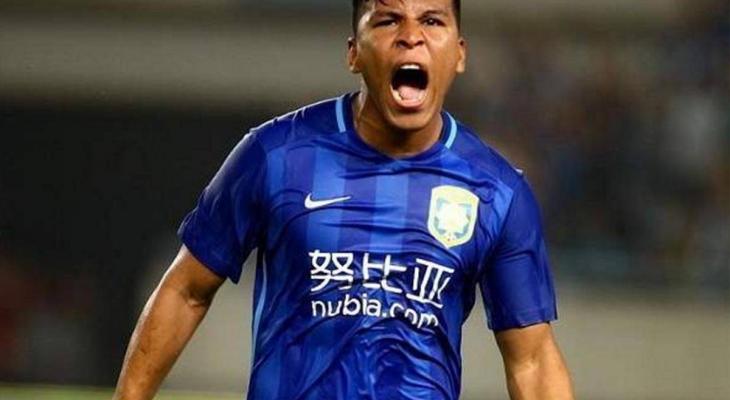 Roger Martinez joins Villarreal from Jiangsu Suning