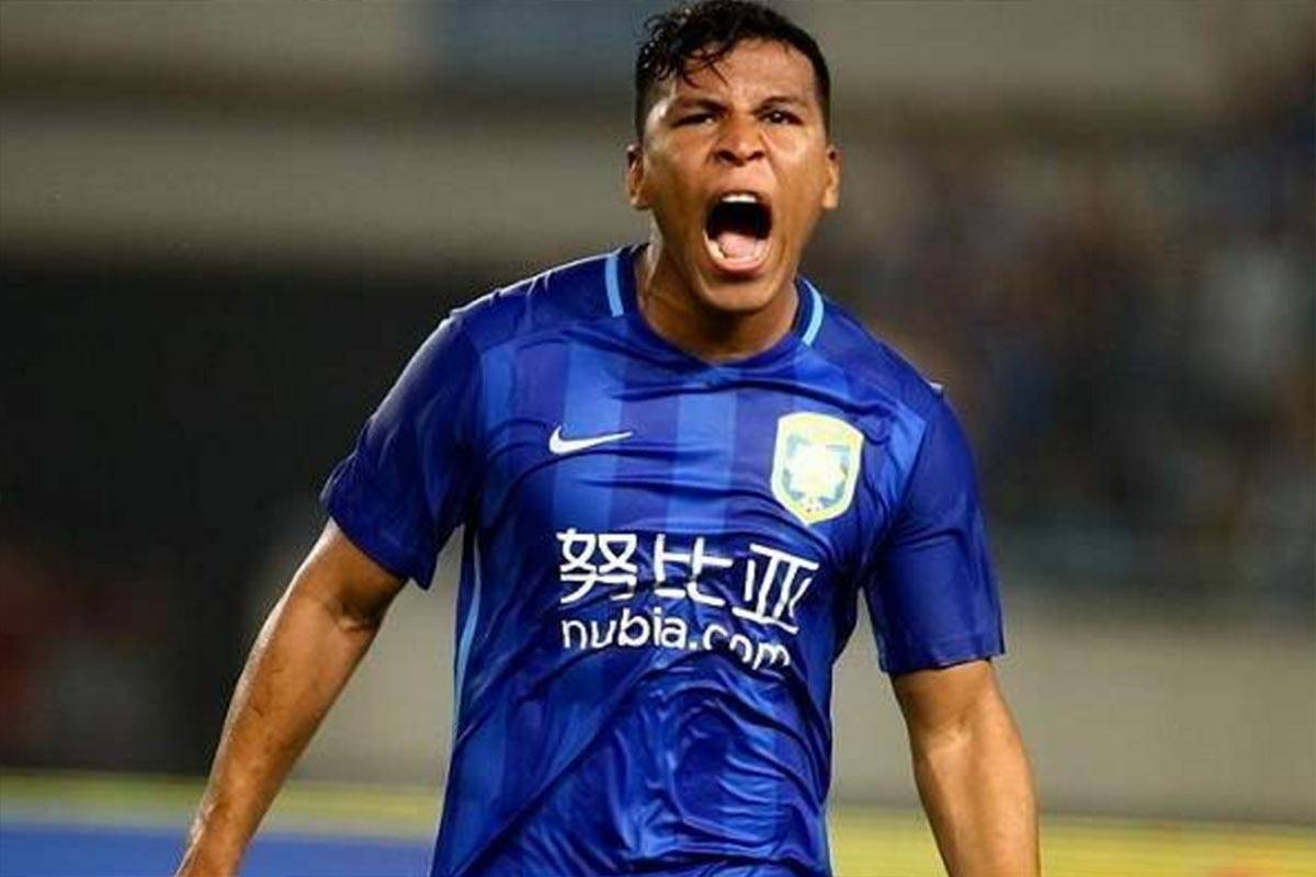 Roger Martinez joins Villarreal from Jiangsu Suning ...