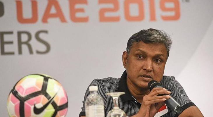 Singapore national team coach V. Sundramoorthy to travel overseas to monitor players