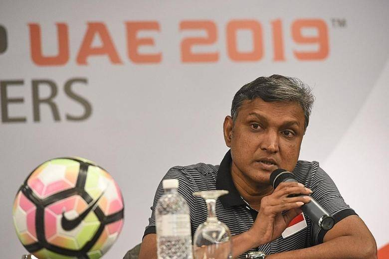 Singapore national team coach V. Sundramoorthy to travel overseas to monitor players