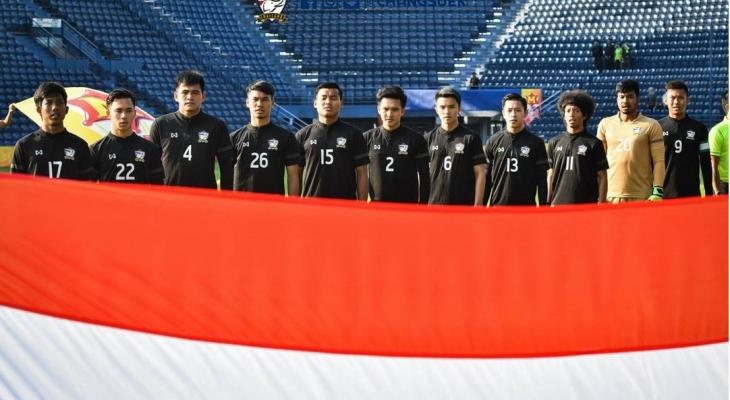 Thailand announce 23-man squad for AFC U-23 Championship