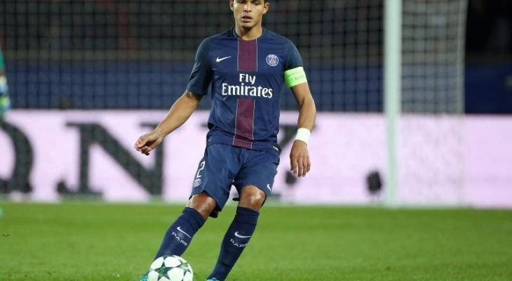 Shanghai SIPG deny interest in Brazilian defender Thiago Silva