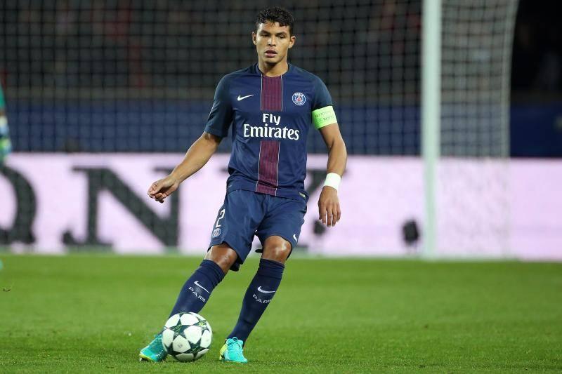 Shanghai SIPG deny interest in Brazilian defender Thiago Silva
