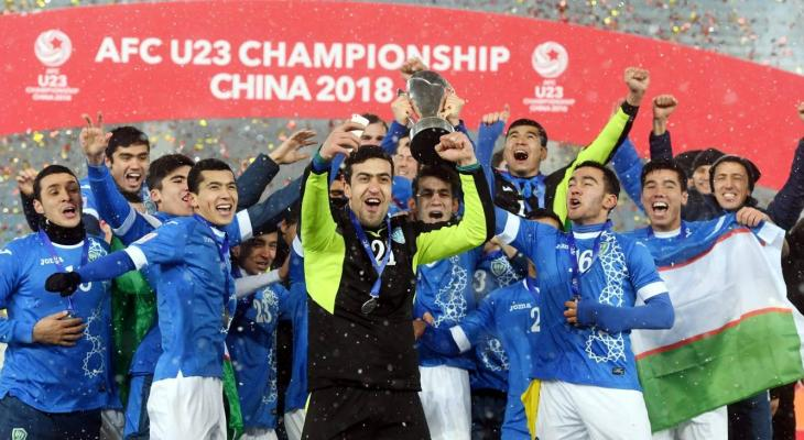 Uzbekistan overcome Vietnam win AFC U-23 Championship in a dramatic final