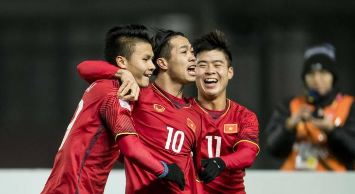 Vietnam coach Park Hang-seo: My players proved their ability against Asia's elite