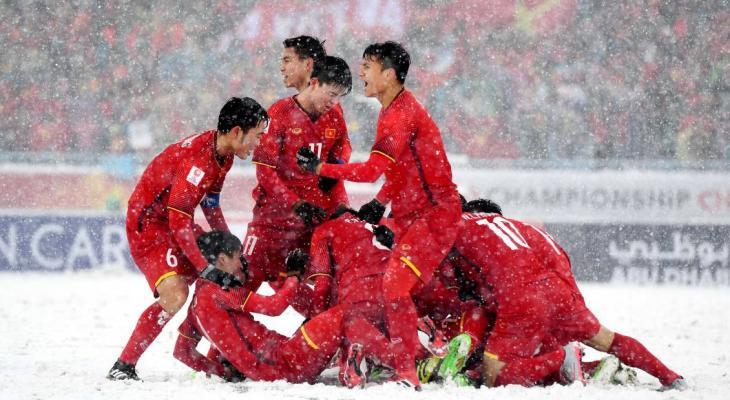 South Korean president praises Vietnam's AFC U-23 Championship run