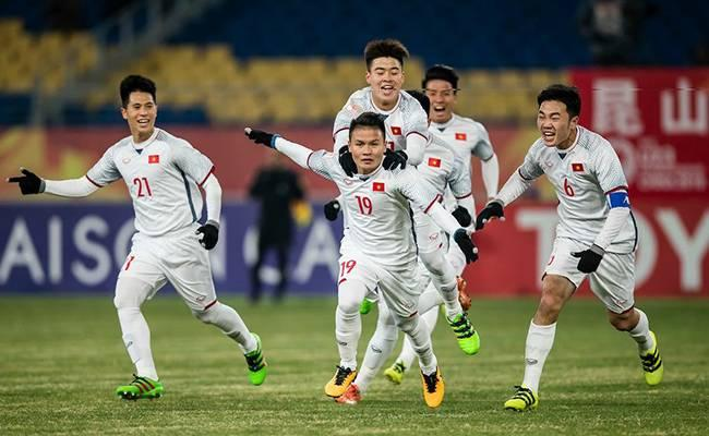 Vietnam U-23 secure historical place in AFC U-23 Championship quarterfinals