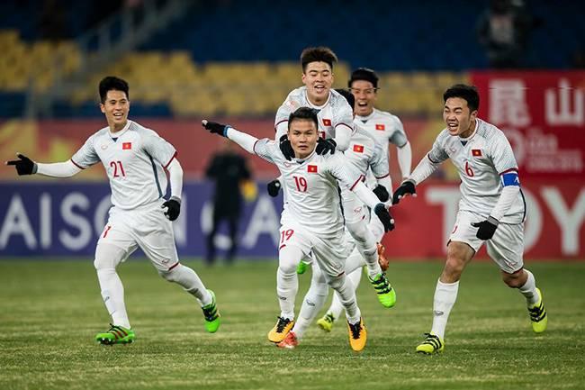 Vietnam U-23 secure historical place in AFC U-23 Championship quarterfinals